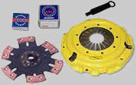 ACT 4 Puck Heavy Duty Clutch Kit - 87-92 Supra