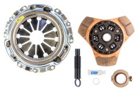 EXEDY Racing Stage 2 Cerametallic Clutch Kit D Series (Hydro) 4 Puck