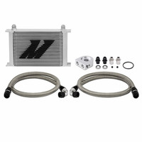 Mishimoto - Universal Thermostatic Oil Cooler Kit, 25 Row
