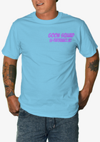 Goon Squad Version One Remodeled! Light Blue And Purple