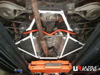 INFINITI G37 (V37) 2008-2015 - REAR SUBFRAME (4 POINTS)