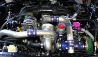 HKS GT SUPERCHARGER PRO KIT - SCION FR-S / SUBARU BRZ 2013+