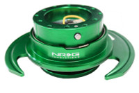 NRG GEN 3.0 Green Body w/ Green Ring
