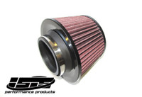 """ISR Performance Universal Shorty Cone Air Filter - 3"""" Inlet"""