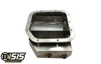 ISR (Formerly ISIS) Stainless Steel Oil Pan - Nissan SR20DET S13/S14