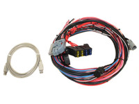 """AEM EMS 4 - 96"""" Flying Lead Harness with Fuse and Relay Panel"""