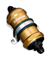 FUELAB In-Line Fuel Filter 3in