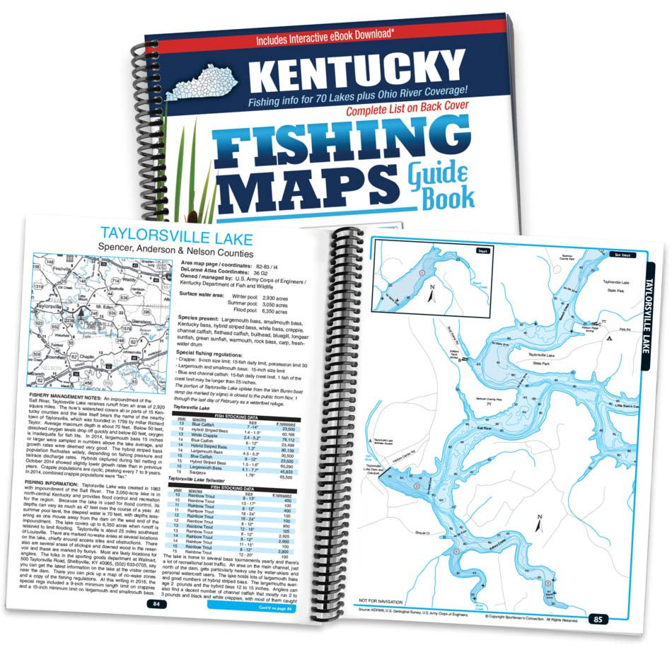 Kentucky Map Guide - Print Edition on green river wa fishing map, the land between lakes map, kentucky city map, ky state map, kentucky railway map, cumberland plateau map, kentucky county map, tower park trail map, kentucky trail map, georgetown ky zip code map, kentucky fall color map, louisville ky expo center map, kuttawa ky road map, knobs region map, kentucky dam, kentucky precipitation map, louisville kentucky map, kentucky peabody map, kentucky road map,