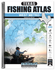 West Metro Texas Fishing Atlas - front cover