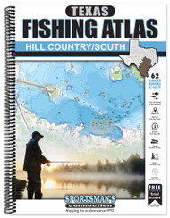 Hill Country/South Texas Fishing Atlas - front cover