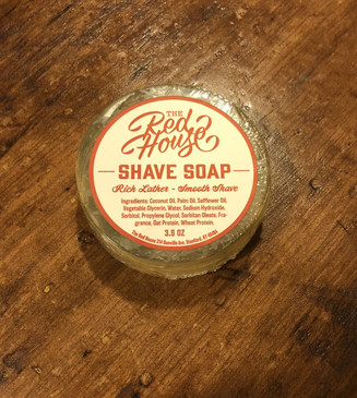 Red House Shave Soap