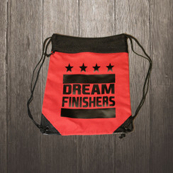 Red Dream Finisher Bag