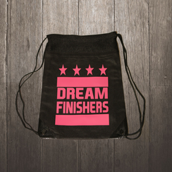 Pink Dream Finisher Bag