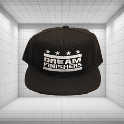Dream Finisher Snapback Black and White