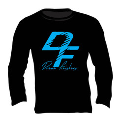 Dream Finisher Long Sleeve Carolina Panthers Blue