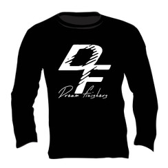 Dream Finisher Long Sleeve White