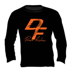 Dream Finisher Long Sleeve Orange