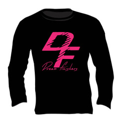Dream Finisher Long Sleeve Pink