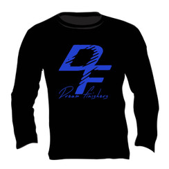 Dream Finisher Long Sleeve Royal Blue