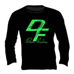 Dream Finisher Long Sleeve Neon Green