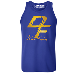 Dream Finishers Tank Top Elite Royal and Gold