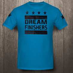 North Carolina Blue & Hologram Dream Finishers- Men