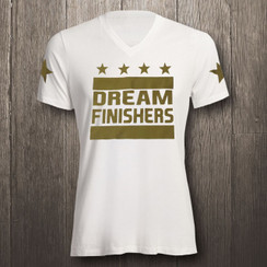 White & Tan Dream Finishers - Men