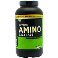 Superior Amino 2222 Tabs, 320 Tablets