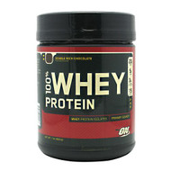 100% Whey Protein, Double Rich Chocolate