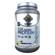 SPORT Organic Plant-Based Protein - Vanilla Flavor