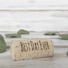 Custom Wine Cork Place Card Holders - CorkeyCreations.com