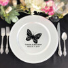 Butterfly Charger Plate Vinyl Decal - CorkeyCreations.com