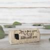 Custom Wine Cork Place Card Holders - CorkeyCreations.com