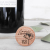 Wine Bottle Stopper - CorkeyCreations.com
