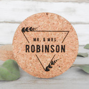Cork Coasters - CorkeyCreations.com