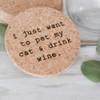 Cork Coasters - CorkeyCreations.com