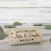 Whole Wine Cork - Save the Date - 4