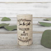 Whole Wine Cork - Save the Date - 7
