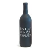 Vinyl - Eat Drink &Be Married - CorkeyCreations.com