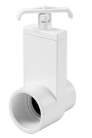"Magic Plactics 2"" Uni-Body Spa Hot Tub Valve Slip x Spigot - 0412-20"