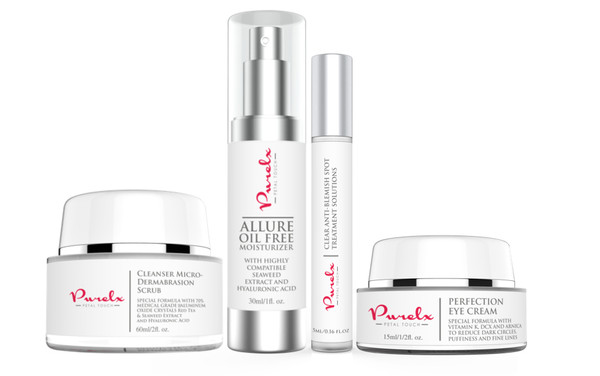Acne Clear Perfection Kit For Oily/Acne Prone Skin