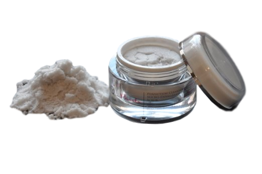 Micro-Dermabrasion scrub loaded with crystals to scrub away and exfoliate dead skin, dirt and oils