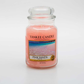 Yankee Candle PINK SANDS 22 oz./ 623 gr.Large Jar.Brand New