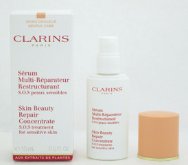 Clarins Skin Beauty Repair Concentrate 15 ml/ 0.5 oz NIB