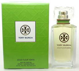 Tory Burch Jolie Fleur Verte Eau De Parfum Spray For Women 3.4 oz./ 100 ml.