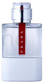 Prada Luna Rossa EAU Sport Eau de Toilette Spray 4.2 oz.for Men.NIB.