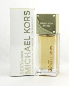 Sexy Amber 1.7 oz Eau de Parfum Spray by Michael Kors for Women New In Box