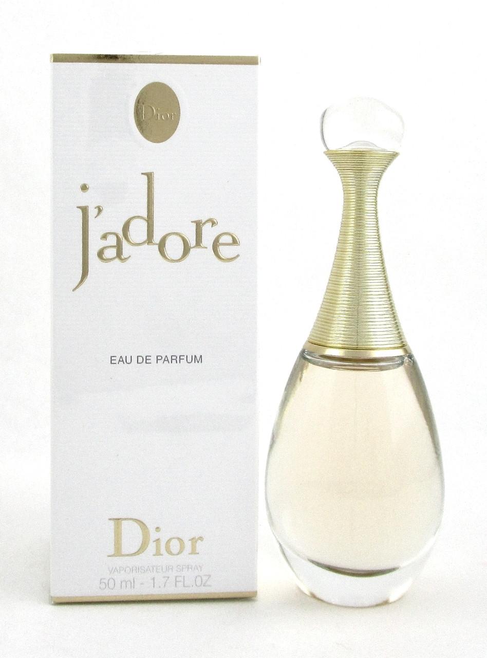 5257ee64 Jadore by Christian Dior 1.7 oz. Eau de Parfum Spray for Women. New Sealed  Box.