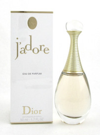 Jadore by Christian Dior 1.7 oz. Eau de Parfum Spray for Women. New Sealed Box.