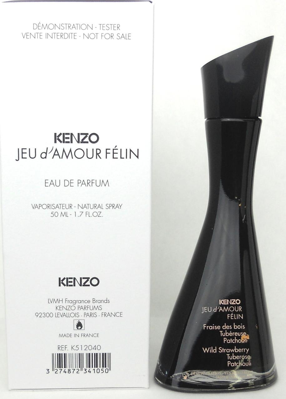 ee0ce6b5 Kenzo Jeu d'Amour FELIN by Kenzo 1.7 oz.Eau de Parfum Spray Tester ...
